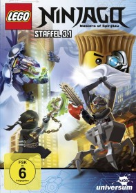 LEGO Ninjago Season 3.1