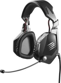 MadCatz Cyborg F.R.E.Q. 5 Headset, schwarz matt (MCB434030002)