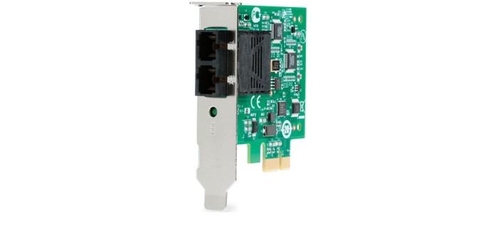 Allied Telesis AT-2711FX/MT, 1x 100Base-FX, PCIe x1