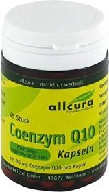 allcura Coenzym Q10 Kapseln, 45 Stück (40858)