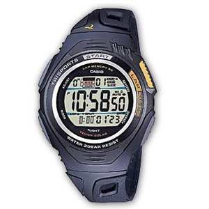 "Casio Phys - ""Blue Jogger"" (STR-600-2VER)"