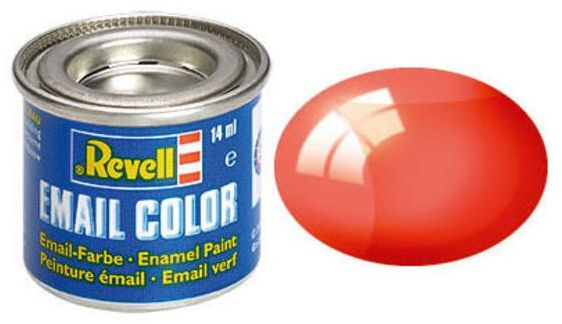 Revell Email Color red, transparent (32731)
