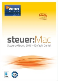 Buhl Data WISO Tax:Mac 2017 (German) (MAC)