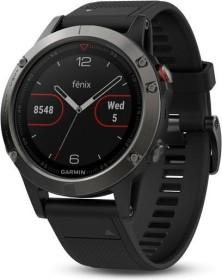 Garmin Fenix 5 grau/schwarz (010-01688-00)