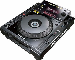 Pioneer CDJ-900 CD turntable