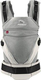Manduca XT Cotton Babytrage grey-white