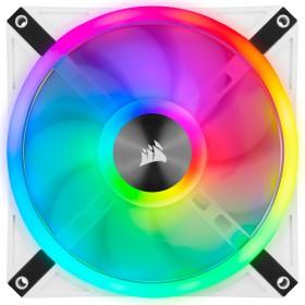 Corsair iCUE QL140 RGB PWM White, 140mm (CO-9050105-WW)