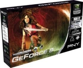 PNY Verto GeForce 9600 GT, 1GB DDR3, 2x DVI, S-Video (GM9600GN2F1GS-SB)