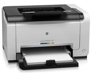 HP colour LaserJet Pro CP1025, colour laser (CE913A)