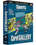Corel Gallery Sports (wersja wielojęzyczna) (PC)
