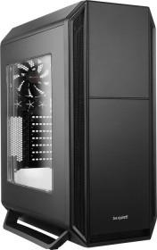 be quiet! Silent Base 800 schwarz, Acrylfenster, schallgedämmt (BGW02)