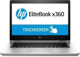 HP EliteBook x360 1030 G2, Core i5-7200U, 8GB RAM, 256GB SSD, UK (Z2W63EA#ABU)