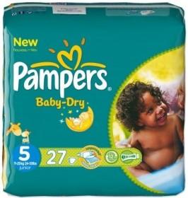Pampers Baby-Dry Gr.5 Einwegwindel, 11-25kg, 27 Stück