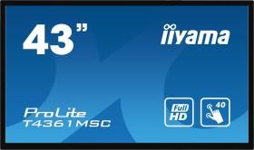 "iiyama ProLite T4361MSC-B1, 43"""