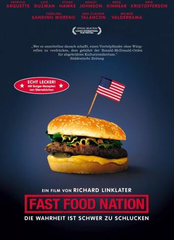 Fast Food Nation - Die Wahrheit ist schwer zu schlucken -- via Amazon Partnerprogramm