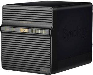 Synology Diskstation DS411+II 8TB, 1x Gb LAN