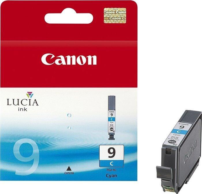 Canon PGI-9C Tinte cyan (1035B001)