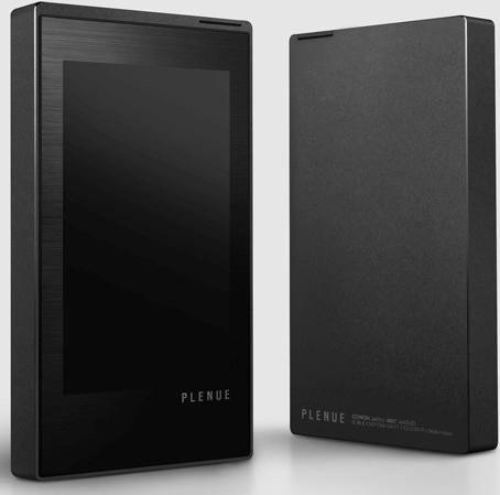 Cowon Plenue 1 (P1) 128GB black