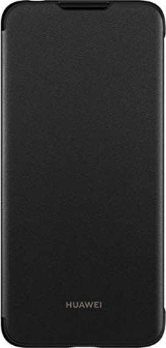 Huawei Flip Cover für Y6 (2019) schwarz (51992945) -- via Amazon Partnerprogramm
