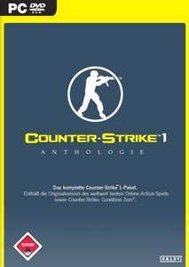 Counter Strike 1 Anthology (deutsch) (PC) (VAD07704947)