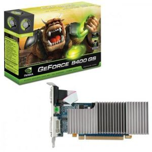 Point of View GeForce 8400 GS, 512MB DDR3, VGA, DVI, HDMI (VGA-8400-A1-512-D3P)