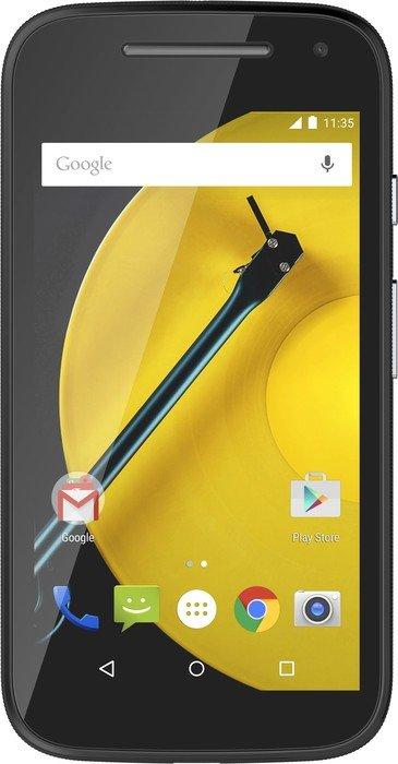 Motorola Moto E 2nd Gen. schwarz