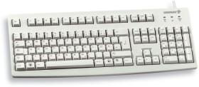 Cherry G83-6104 schwarz, USB, US/RU (G83-6104LUNRB-2)