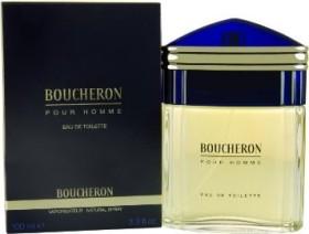 Boucheron pour Homme Eau De Toilette, 100ml