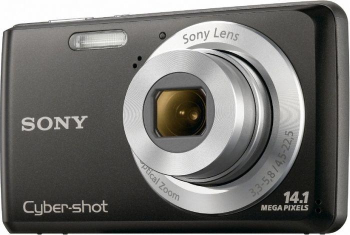 Sony Cyber-shot DSC-W520 black