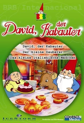 David, der Kabauter 1 -- via Amazon Partnerprogramm