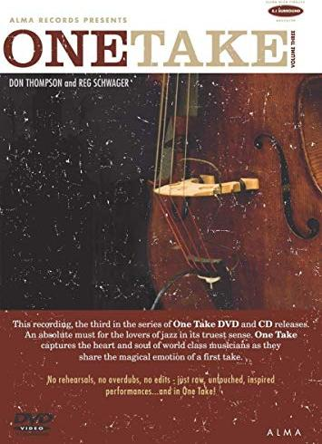 Jazz One Take Vol. 3 - Thompson/Schwager -- via Amazon Partnerprogramm