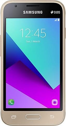 Samsung Galaxy J1 Mini Prime Duos J106H/DS gold