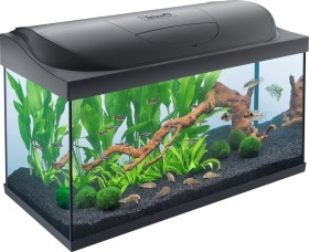 Tetra Starter Line LED 105l aquarium, black (283916)