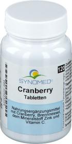 Synomed Cranberry Tabletten, 120 Stück
