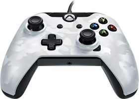 PDP Wired Controller black camo (Xbox One) (048-082-EU-CM00)