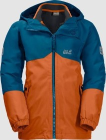 Jack Wolfskin B Iceland 3in1 Jacket desert orange (Junior) (1605254-3062)