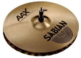 """Sabian AAX X-Celerator Hats 14"""" (21402XL)"""
