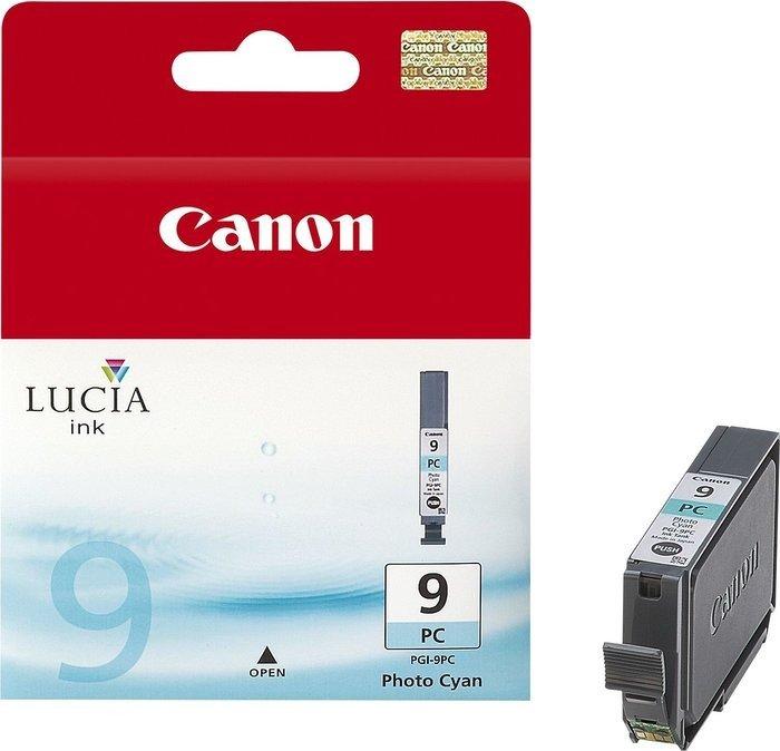 Canon PGI-9PC Tinte cyan photo (1038B001)
