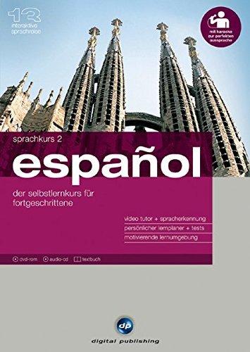 Digital Publishing Interaktive Sprachreise V13: Spanisch Teil 2 (deutsch) (PC) -- via Amazon Partnerprogramm