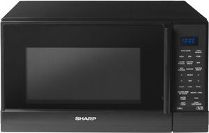 Sharp R-658KM microwave with grill