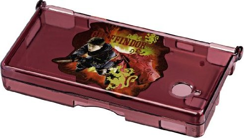 "Hama Crystal case ""Gryffindor Keeper"" for DSi (DS) -- via Amazon Partnerprogramm"