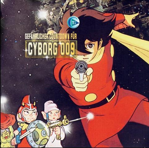 Cyborg 009 - Gefährlicher Countdown -- via Amazon Partnerprogramm