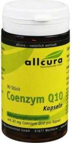 allcura Coenzym Q10 Kapseln, 90 Stück (40859)