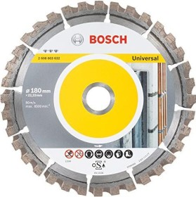 Bosch Best for Universal Diamanttrennscheibe 180x2.4mm, 1er-Pack (2608603632)