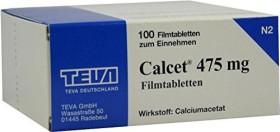 Calcet 475mg Filmtabletten, 100 Stück