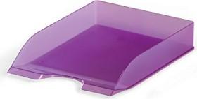 Durable Basic Briefablage A4, violett transluzent (1701673992)