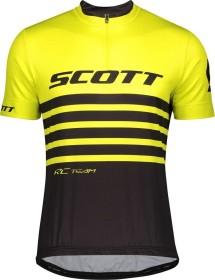 Scott RC Team 20 Trikot kurzarm sulphur yellow/black (Herren) (275282-5083)