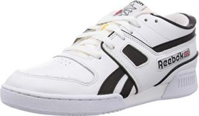 Reebok Pro Workout LO white/black/excellent red (Herren) (EG6466)