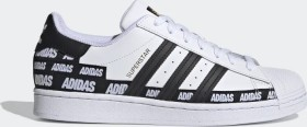 adidas Superstar cloud white/core black/gold metallic (FX5558)