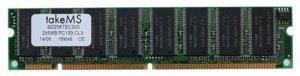 takeMS DIMM 256MB, SDR-133, CL3
